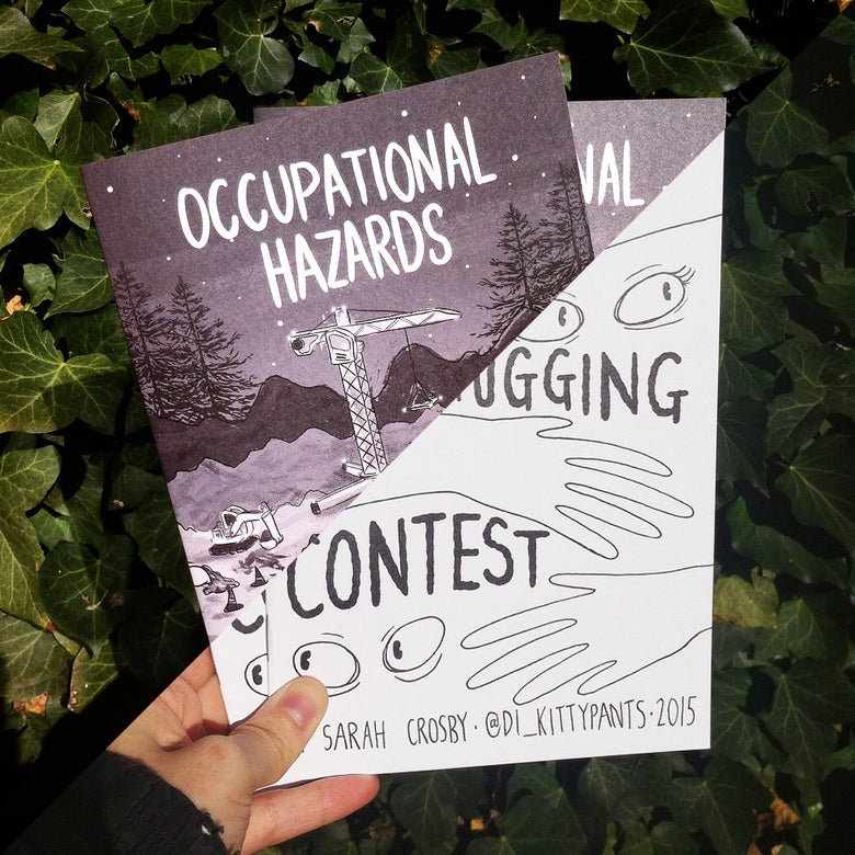 Image of Special Deal! The Hugging Contest & Occupational Hazards