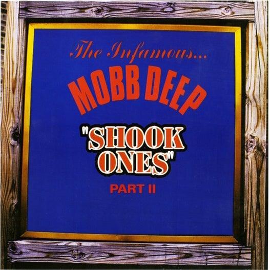 Image of THE INFAMOUS MOBB DEEP-SHOOK ONES PART II