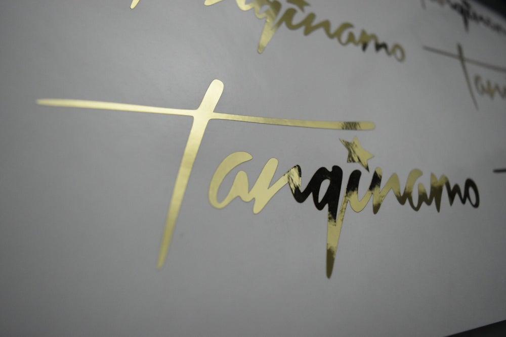 Image of TANGINAMO Sticker