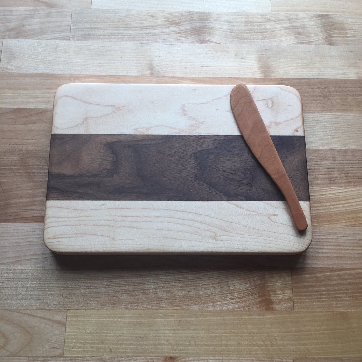 Image of Maple & Walnut Cheese Board