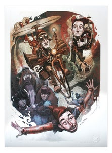 Image of Beastie Boys - Limited Edition Giclee Print