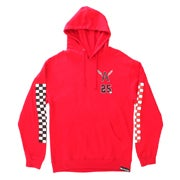 Image of Championship Racing Hoodie - Red