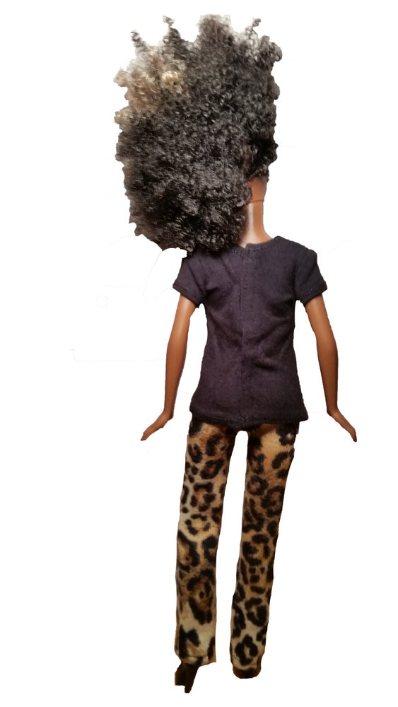 Image of Real Chicks Rock Naturals Fashion Doll II
