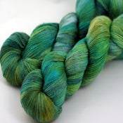 Image of Nothing Gold - Merino/Silk Sock Yarn