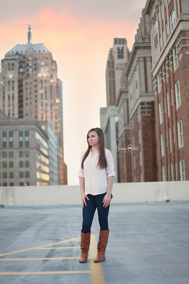 Image of Senior session B $350