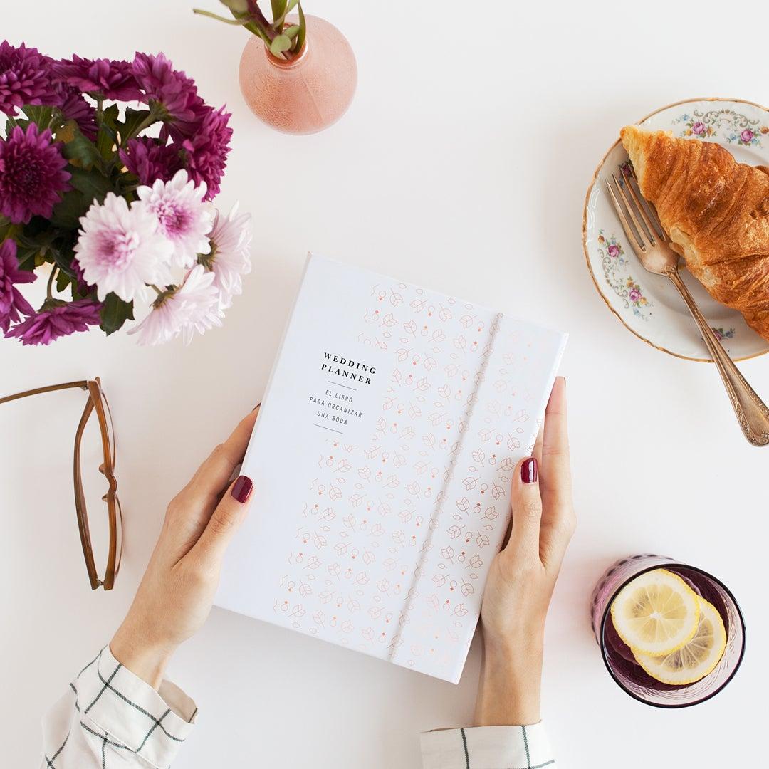 Wedding planner el libro para organizar una boda - Organizar una boda ...