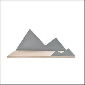Image of Estantería montaña gris (-20%)