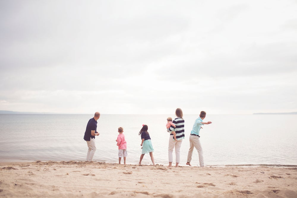Image of Family, Child or Senior Portrait Session + Digital File Package