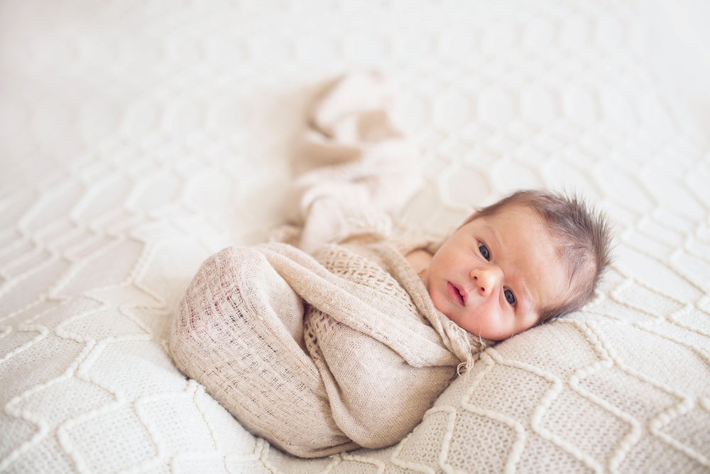 Image of Simply {un}posed Newborn Session + Digital File Package