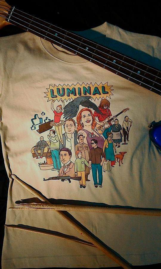 Image of Luminal T-Shirt