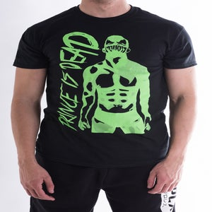 Image of Glow In The Dark Prince Is Dead T-Shirt (Official SPLX/Devitt Collaboration #13)