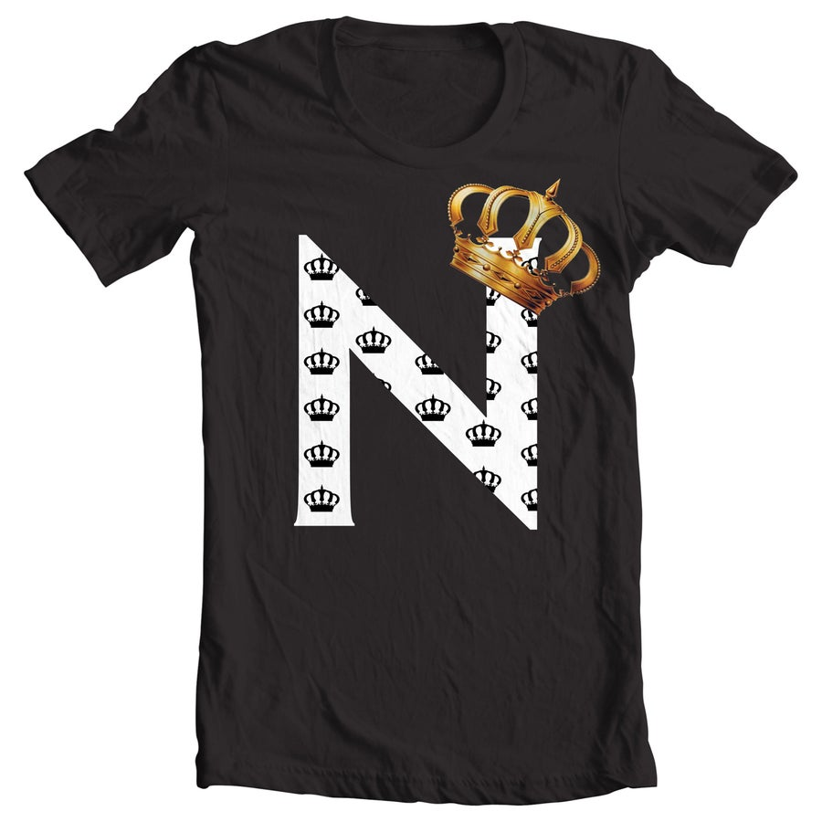 Image of Natural Queen Tee