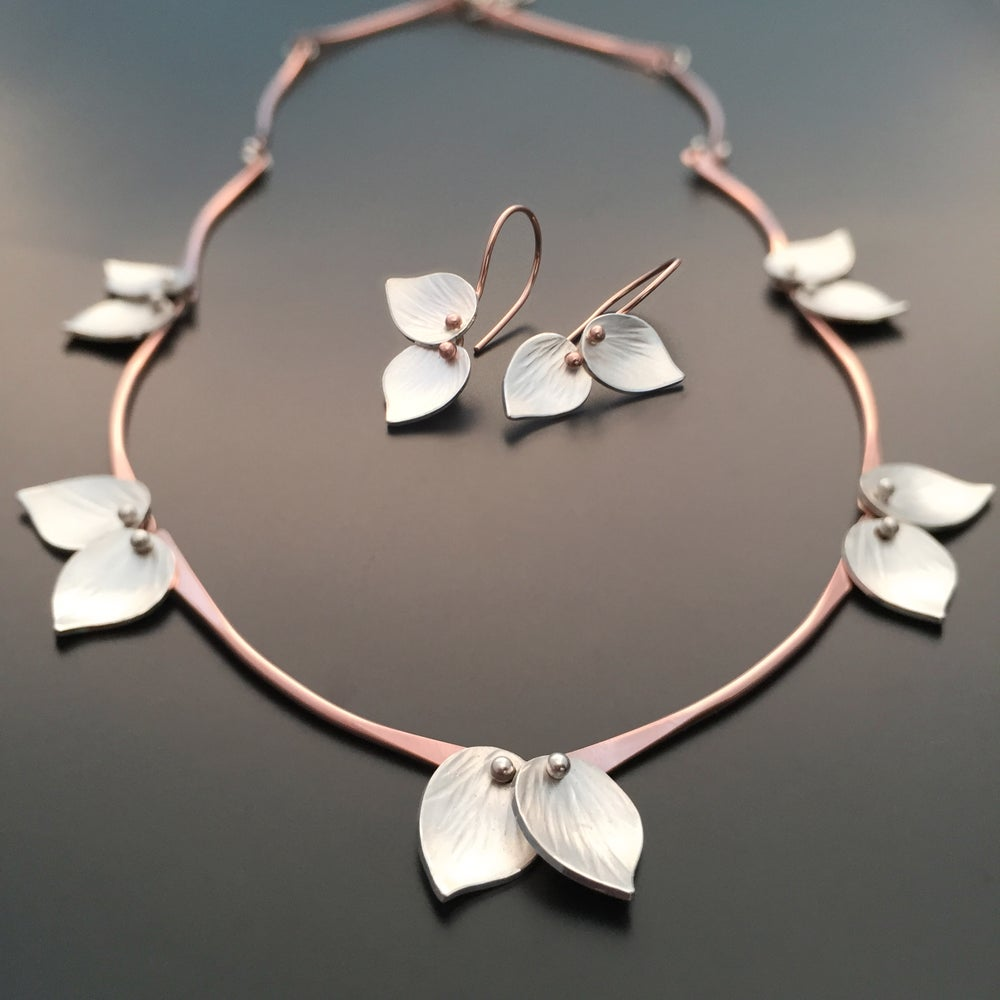Image of Sweet Leaf Necklace
