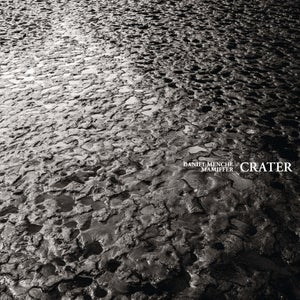 "Image of MAMIFFER & DANIEL MENCHE ""Crater"" CD"