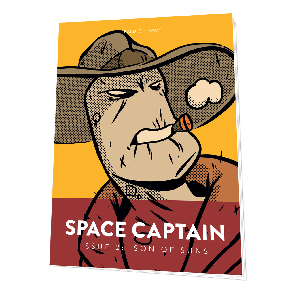 Image of Space Captain: Son of Suns #2