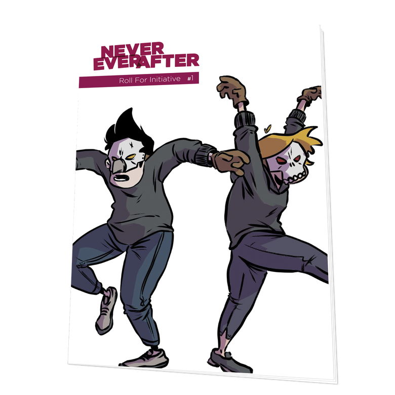 Image of Never Ever After #1