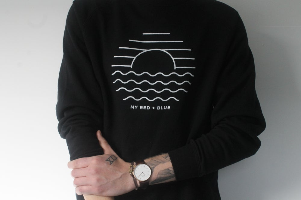 Image of MR+B Sunset Sweatshirt