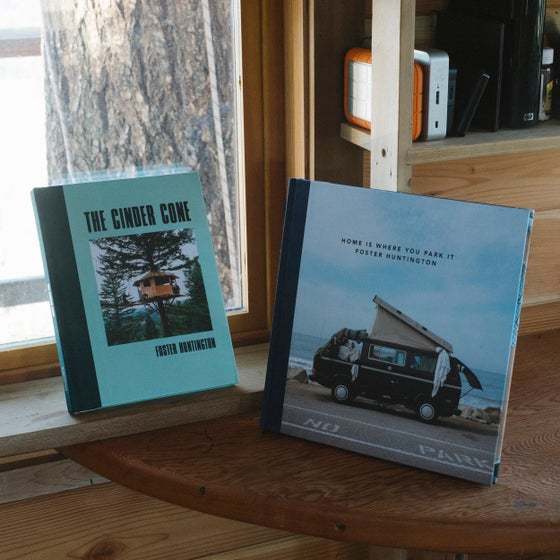 Image of The Cinder Cone and Home Is Where You Park It! Combo Deal