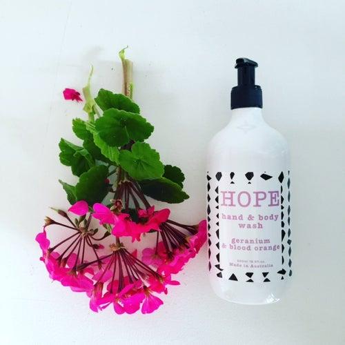 Image of hand & body wash