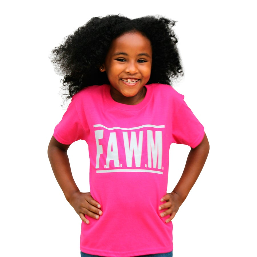 Image of Youth FAWM - Hot Pink
