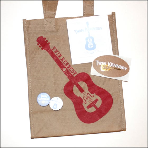 Image of Twin Kennedy Goodie Bag
