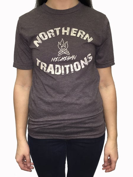 Image of Northern Traditions Bonfire Unisex Tee
