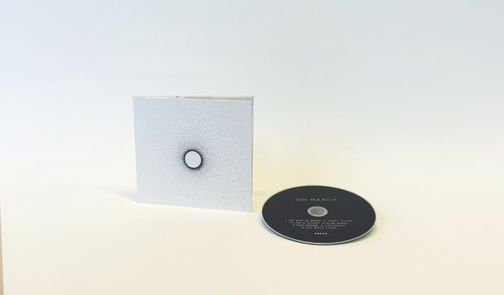Image of Go March - Go March (CD)
