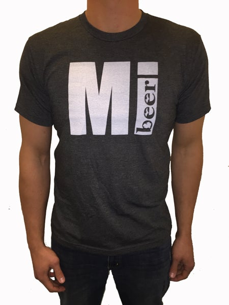 Image of MI Beer Unisex Tee