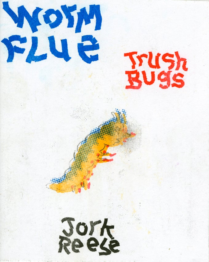 Image of WORM FLUE: TRUSH BUGS