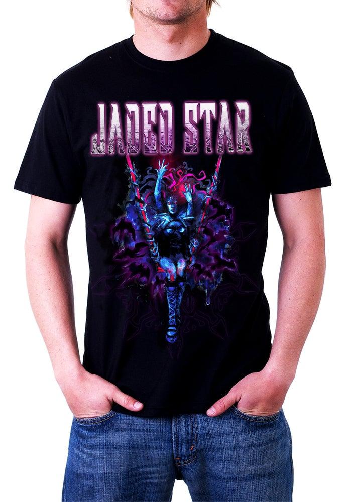"""Image of Jaded Star """"Queen Of Darkness"""" Men"""
