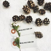 Image of White Gift Tags