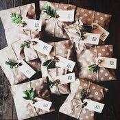 Image of Manila Gift Tags