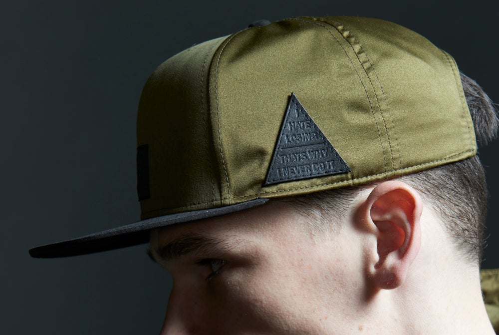Image of ARM-ME snapback