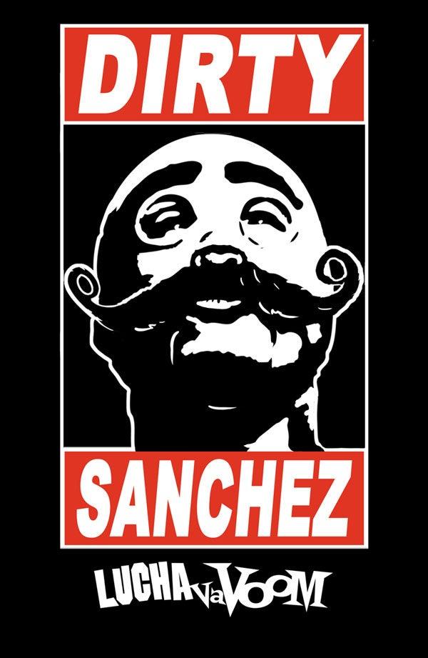 Image of Dirty Sanchez T-shirt