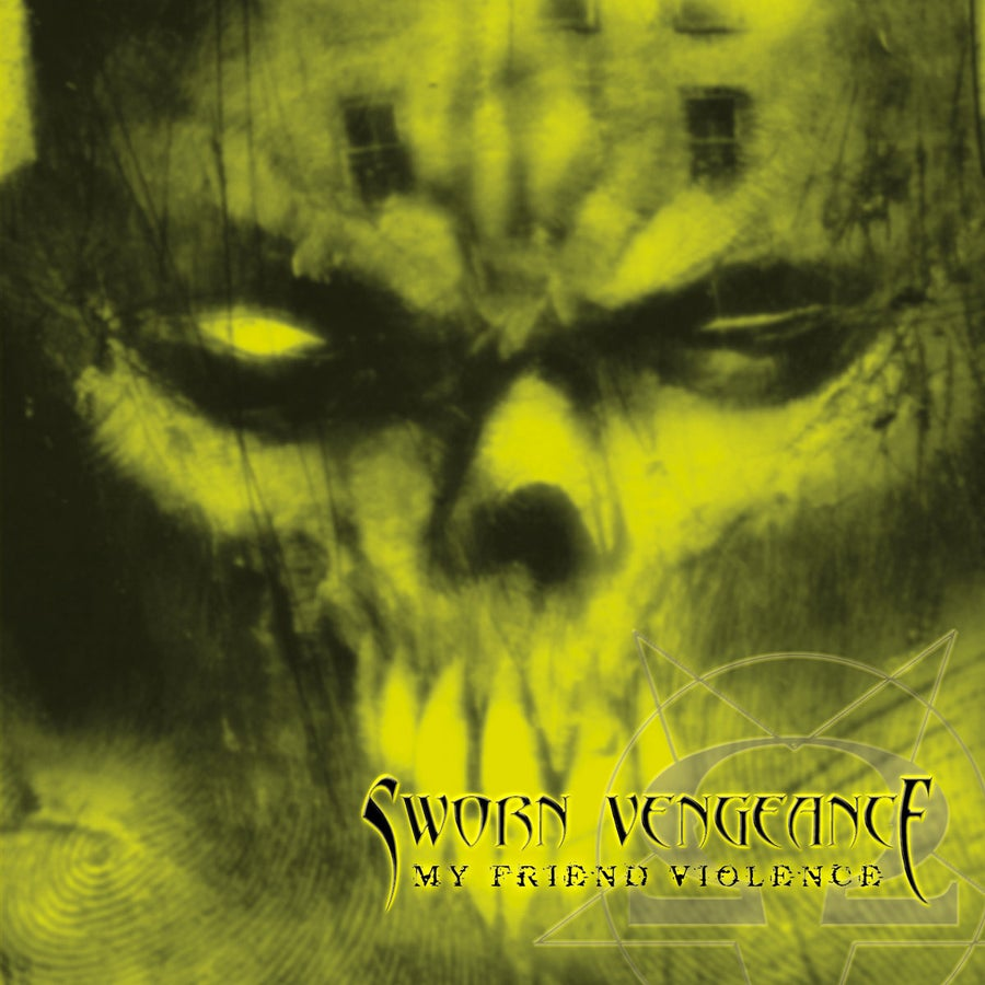 Image of Sworn Veangence - My Friend Violence CD