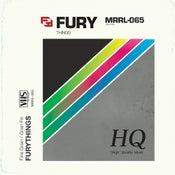 Image of Fury Things - VHS (LP)