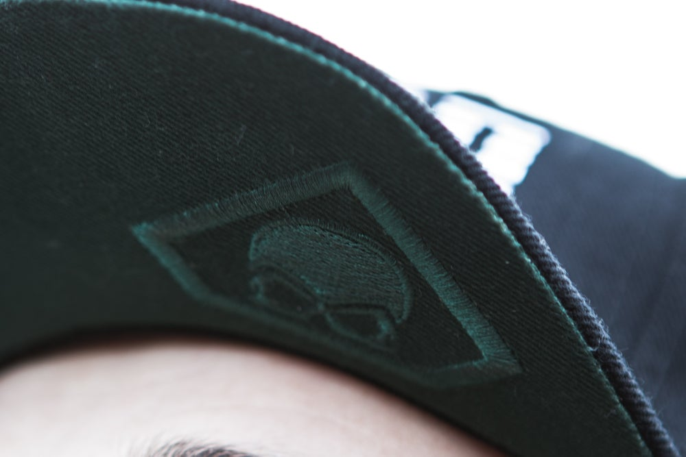 Image of NIGHT STALKER snapback