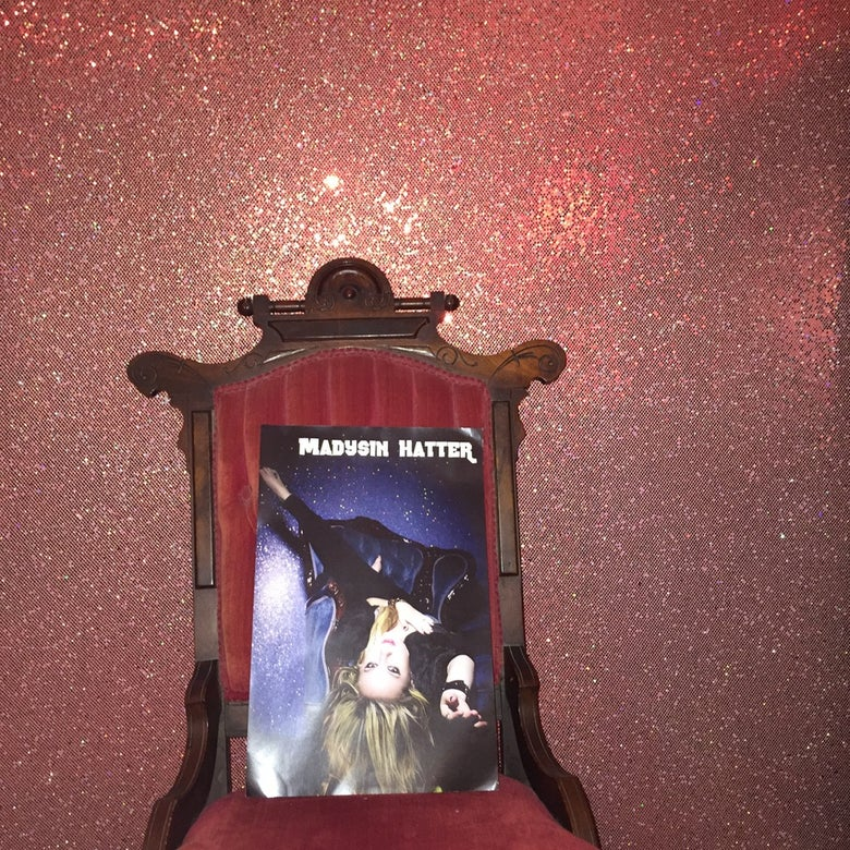 Image of Madysin Hatter Signed Poster