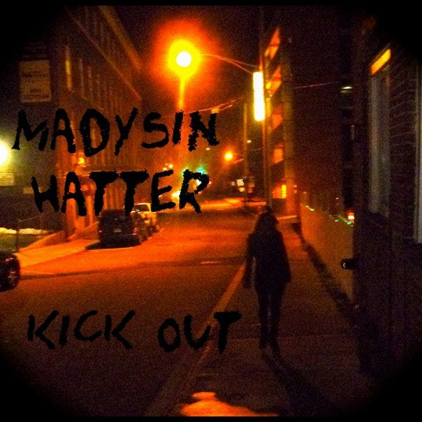 "Image of Madysin Hatter ""Kick Out"" Album"