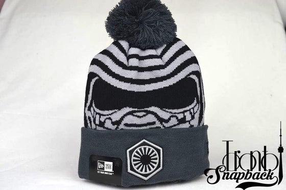 Image of STAR WARS GALACTIC BIGGIE LEAD VILLAIN BEANIE