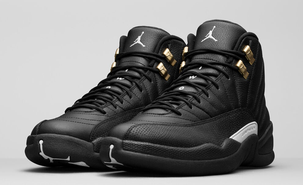 Image of The Air Jordan 12 The Master