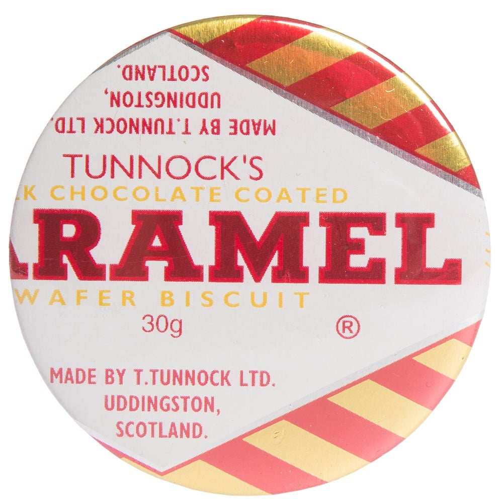 Image of Tunnocks Caramel Pocket Mirror