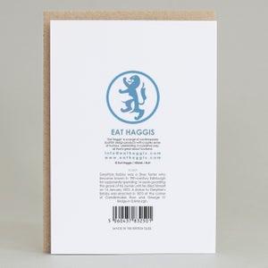 Image of Greyfriars Bobby (Card)