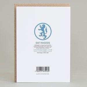 Image of Lang may yer Lum Reek Card