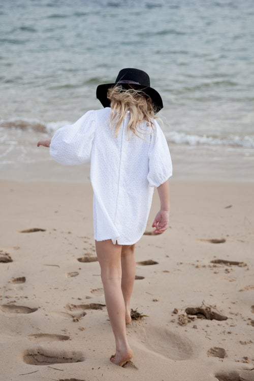 Image of Florence Dress - White