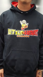 Image of Little Heart Records Pull-Over Hoodie: Draggin' Ballz
