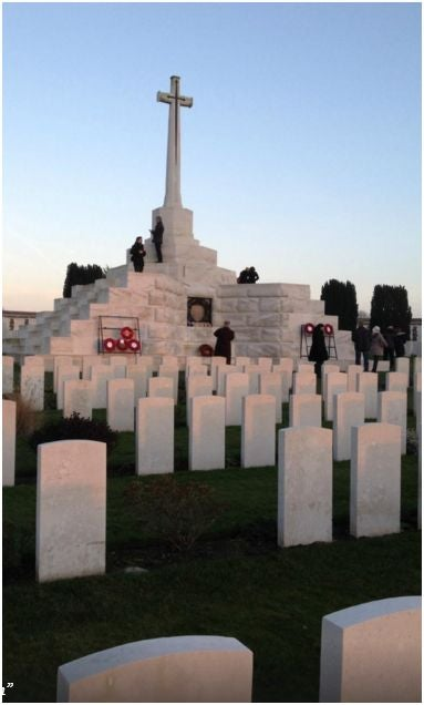 Image of BESPOKE YPRES SALIENT DAY TOUR