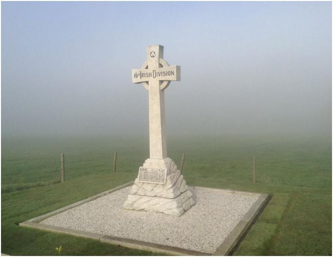 Image of YPRES 1/2 DAY TOUR SOUTH SALIENT