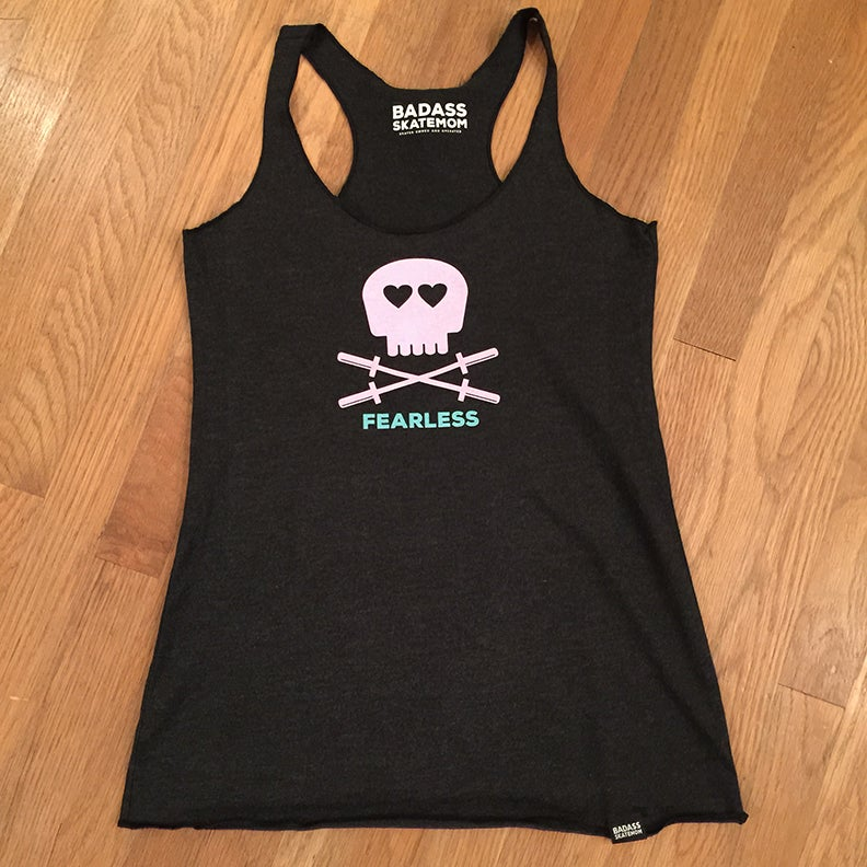 Image of Fearless Badass Tank Top SOLD OUT
