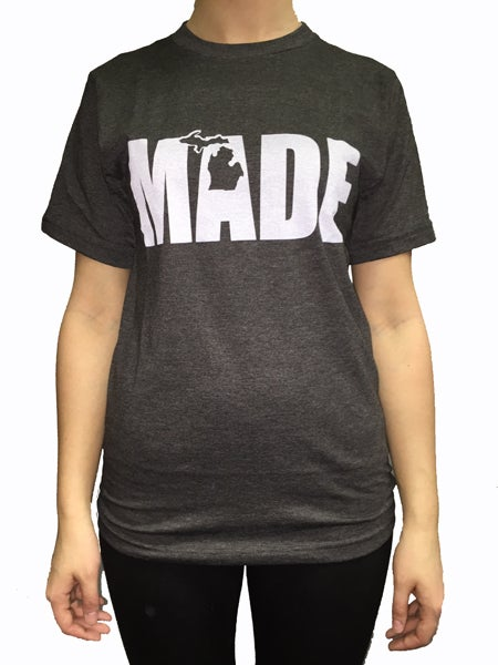 Image of MADE Unisex Tee
